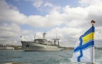ВМС Украины планируют развивать и при новом президенте