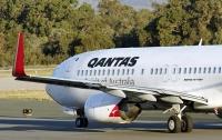 Boeing 737 компании Qantas экстренно сел в Новой Зеландии