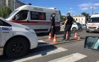 В Харькове на пешеходном переходе погибла студентка