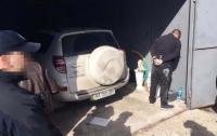 СБУ поймала банду автоворов-вымогателей,