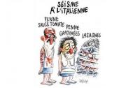 На Charlie Hebdo подали в суд из-за карикатуры на жертв землетрясения в Италии