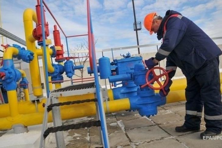 Импортный газ резко подорожал для Украинского государства