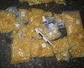 В Украине изъяли рекордную партию янтаря на 20 миллионов гривен (ВИДЕО)