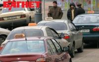 Больше всего таксистов – в Донецкой области