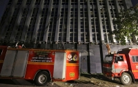 Более 140 человек пострадали после сильного пожара в индийском Мумбаи