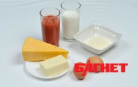РФ ограничила поставки молока и молочной продукции из Украины