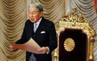 Стала известна дата смены императора в Японии