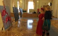 В ВР открылась эротическая выставка (ФОТО)