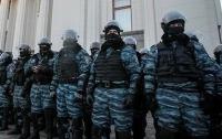 В Донецке появился сквер «Памяти погибших бойцов «Беркута»
