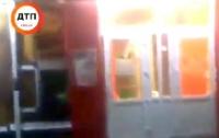 Под Киевом неизвестные вскрыли банкомат с помощью взрывчатки (видео)