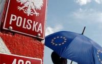 В одном из польских городов каждый шестой житель - украинец