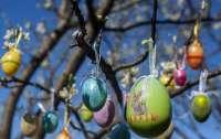 Названа дата празднования Пасхи