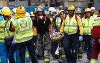 В Мадриде обрушился отель: один погибший и много раненых