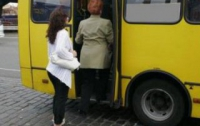 Во Львове маршрутки оборудуют спутниковыми навигаторами