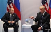 Трамп заявил, что вел себя очень жестко при встрече с Путиным
