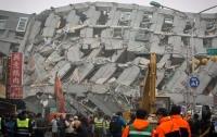 В результате землетрясения на Тайване погибло 37 человек