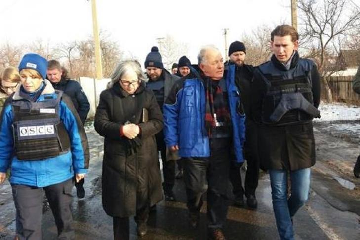 Наблюдателям ОБСЕ снова ограничили доступ взоне АТО