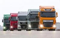 С грузовиков могут брать плату за проезд по украинским дорогам