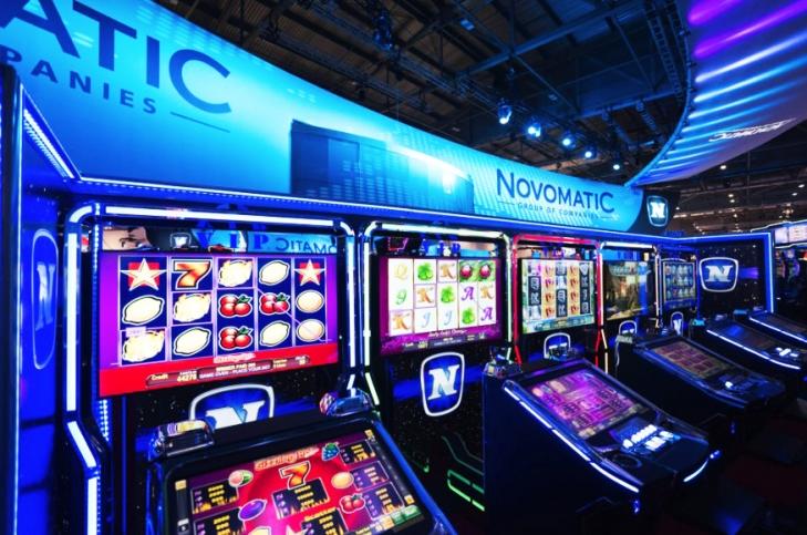 казино novomatic