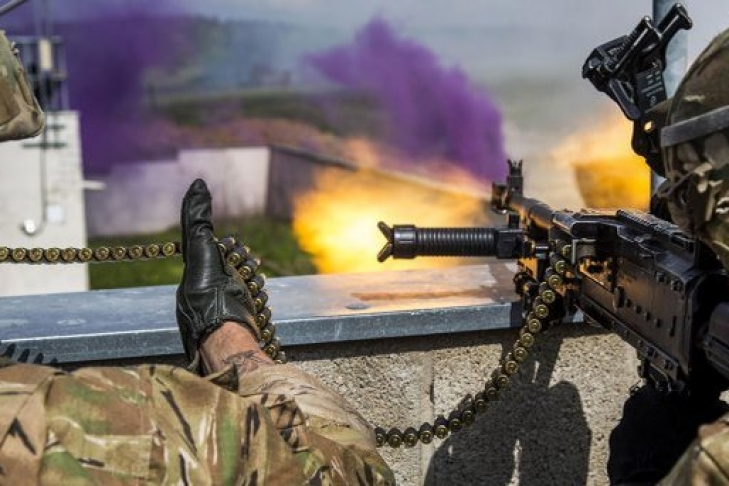 НАТО небудет силой защищать Украину — Европарламент