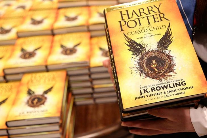 8-ая книжка  оГарри Поттере будет  последней