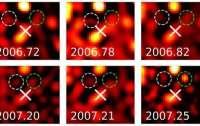 Обнаружена самая скоростная звезда в нашей галактике