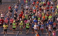 Во время марафона в Варшаве умер спортсмен