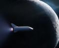 Маск назвал имя первого лунного туриста SpaceX