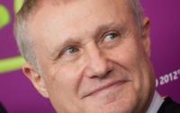 Вице-президент УЕФА Суркис осуждает попытки захвата здания ФФУ