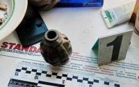 Полиция обнаружила гранату в горящей киевской квартире