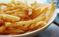 Картошка из фаст-фудов может вызывать рак