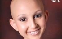 Смертельно больная 13-летняя девочка стала лицом косметического гиганта (ФОТО)