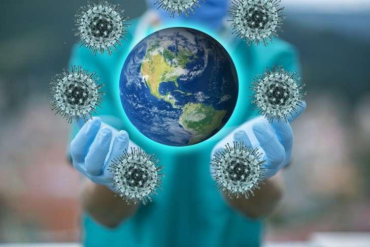 Вевропейских странах стремительно распространился новый вид SARS-CoV-2