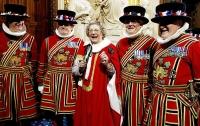 Умерла баронесса Трампингтон