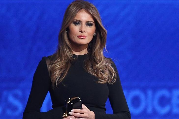СМИ назвали дату переезда супруги и меньшего сына Трампа вВашингтон