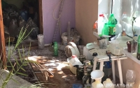 Полиция Одесской области ликвидировала крупную нарколабораторию