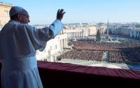 Понтифик: Начинаю и заканчиваю день по-украински