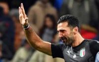Легенда Италии завершил карьеру в сборной