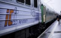 Сегодня утром по всей Польше остановились поезда