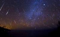 Сегодня украинцы увидят один из крупнейших звездопадов (видео)