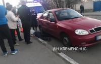 Под Кременчугом возле автомобиля обнаружили тело мужчины