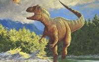 Вандалы разбили кувалдой окаменелый след динозавра возрастом более 100 миллионов лет