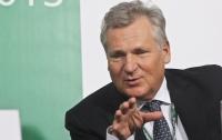 Экс-президент Польши дал совет Зеленскому