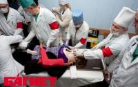 Украинские медики могут рассчитывать на прибавку к зарплате