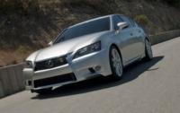 Новый Lexus GS сможет привлечь новую аудиторию за счет меньшей стоимости (ФОТО)