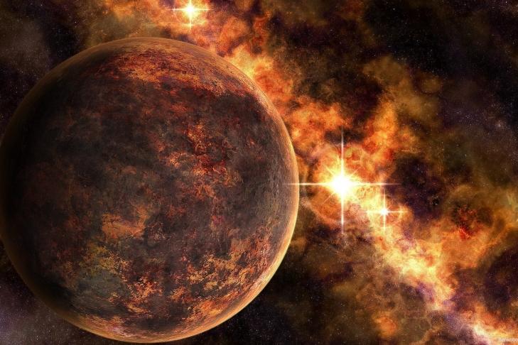 Уфологи проинформировали о поселениях инопланетян— Венера обитаемая