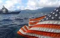 Россия заявила о нарушении своей границы эсминцем США