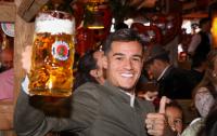 Баварские футболисты повеселились по полной в Мюнхене