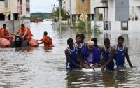 Более 150 человек погибли в результате ливней и наводнений в Индии