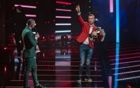 Олег Винник неожиданно получил награду